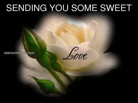 SENDING YOU SOME SWEET