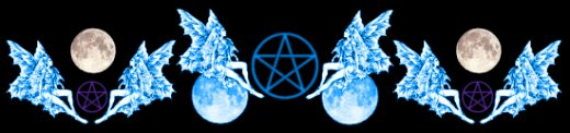 pentacles and fairies