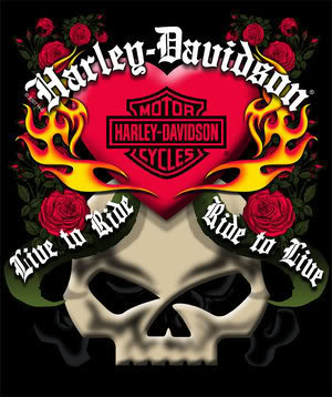 live to ride ride in live harley davidson