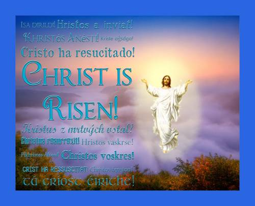 Christ has Risen