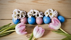 Happy Easter :)