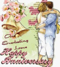and everlasting love happy anniversary