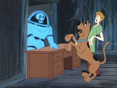 scooby doo and shaggy