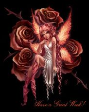 have a great week fairy