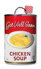 get well soon chicken soup