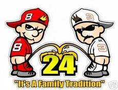 piss on 24 it's a family tradition