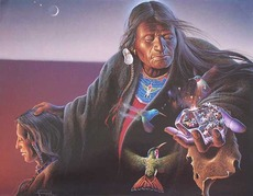 magical native americans