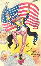 Uncle Sam's birthday