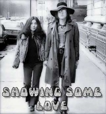 showing some love john lennon yoko ono