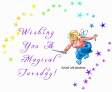 wishing you a magical tuesday