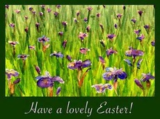have a lovely easter