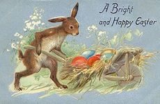 a bright and happy easter