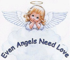 even angels need love