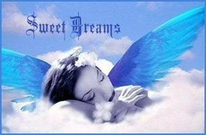 sweet dreams angel