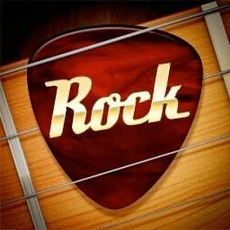 rock guitar pick