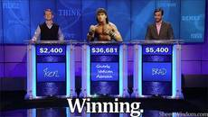 Charlie Sheen Winning Jeopardy