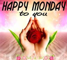 Happy Monday to you
