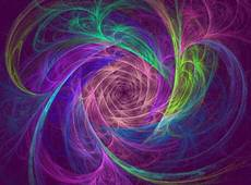 Colourful infinity