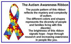 The Autism Awareness Ribbon