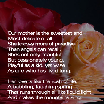 love quotes for mothers. happy mothers day quotes