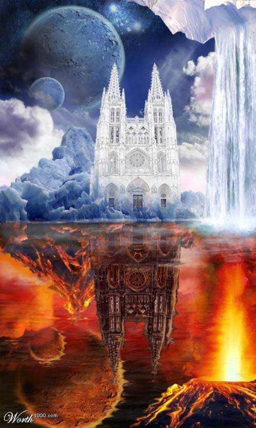 The Obelisk � Heaven and Hell