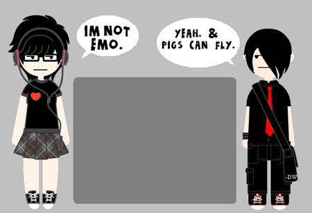 Emo Pics For Facebook. im not emo