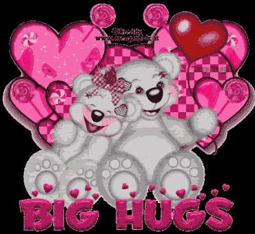 big hugs teddy bears