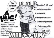 FOR YOU WITH ♥ ♥ TONY