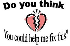 fix my broken heart