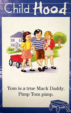 childhood tom is a true mack daddy pimp tom pimp