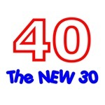 happy birthday 40 the new 30