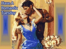 have a romantic tuesday