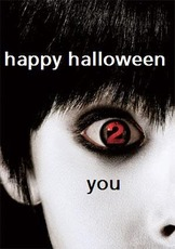 happy halloween 2 you