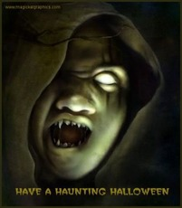 have a haunting halloween