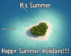 It's Summer Happy Summer Holidays!!!