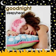 goodnight sleepyhead